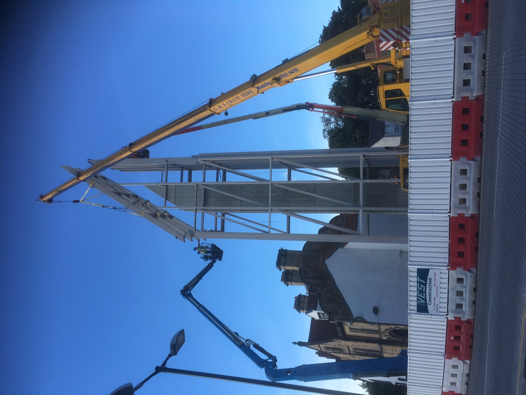Company News – VEST Construction- LIVECO Ltd