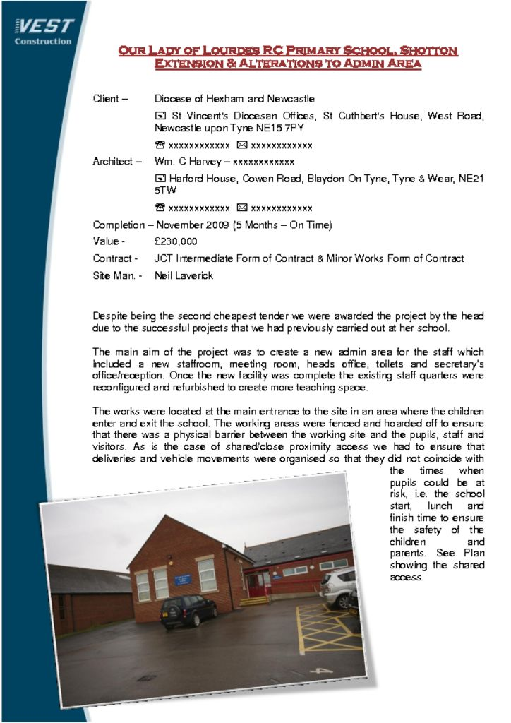 thumbnail of project-info-our-lady-of-the-lourdes-shotton